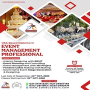 Diploma In Event Management Professional With IMRTC USA