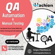 QA manual testing online training